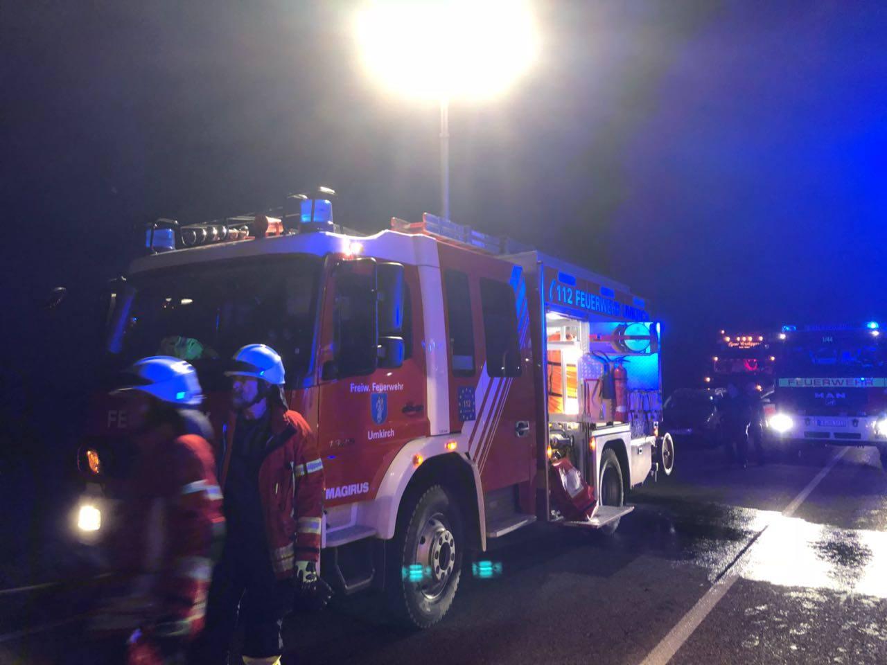 Einsatz 18-05: H3 Verkehrsunfall