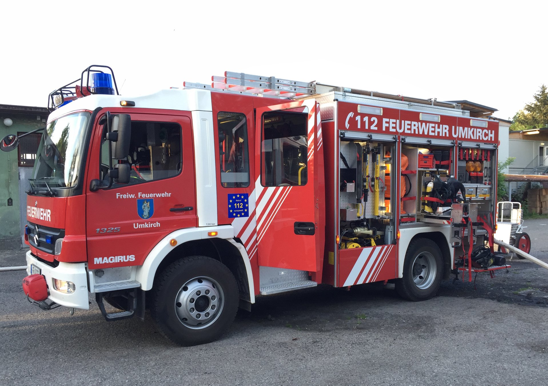 Einsatz 18-12: H1 Person in Zwangslage