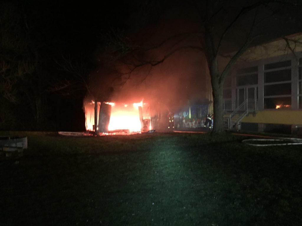 Einsatz 19-06: B3 Gebäudebrand